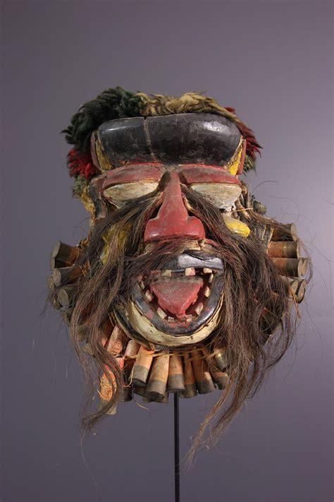 Masque We Guere (13170) - Masque africain We - Art africain