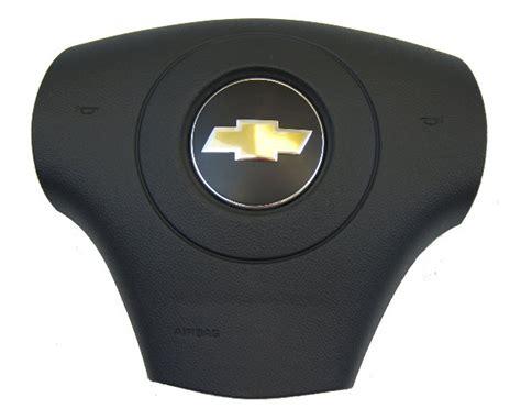 2007-2011 Chevrolet Hhr Drivers Side Airbag Air Bag New Black 15839578 20895331