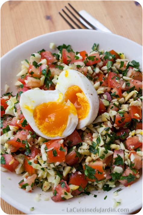 cuisine marocaine en 10 salades composées pour commencer l été en beauté la cuisine du jardin