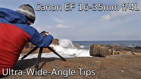 canon ef  mm fl  ultra wide angle
