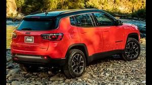 2018 New Jeep Compass Trailhawk Price