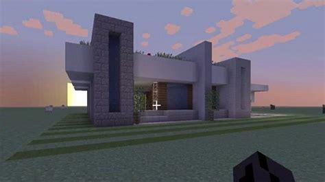 Minimalist Modern House (xbox 360) Minecraft