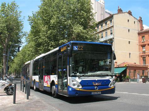 bureau tisseo toulouse trans 39 photothèque autobus irisbus citelis 18