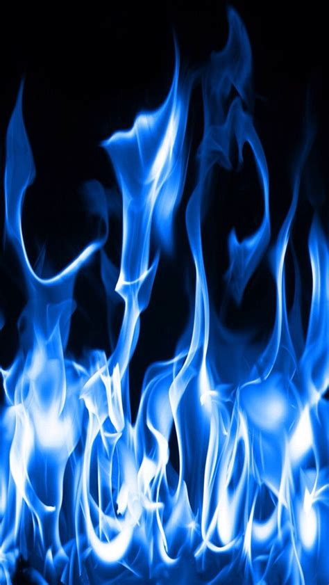 blue blue aesthetic blue wallpapers blue flames