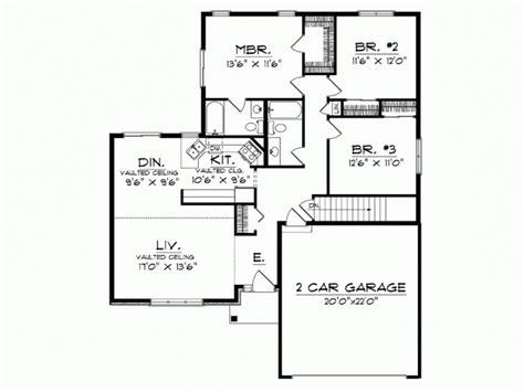 Review Housing Floor Plans Modern — Modern House Plan