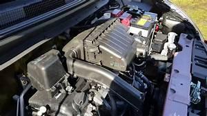 2017 Mitsubishi Mirage Engine Shaking