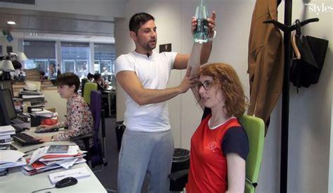 se muscler au bureau au bureau comment se muscler les bras l