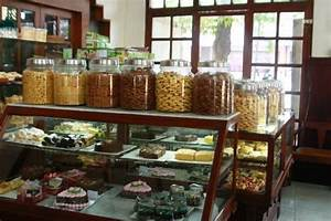 snacks counter picture of toko oen semarang tripadvisor