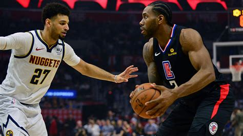 Nuggets Vs. Clippers Live Stream: Watch NBA Playoffs Game ...