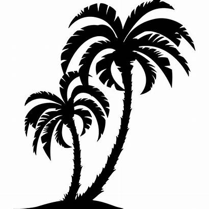 Palm Sticker Trees Stickers Wall Tree Lovely