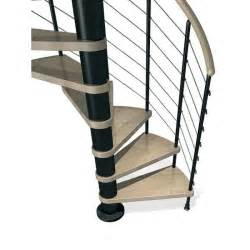 escalier en colima 231 on klo 232 de chez fontanot diametre 160cm hauteur 274 306cm 13 marches