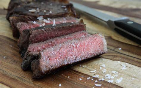 medium steak cook the perfect medium rare steak with reverse sear