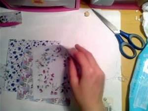 Faire Une Tirelire : comment faire une tirelire en papier youtube ~ Nature-et-papiers.com Idées de Décoration