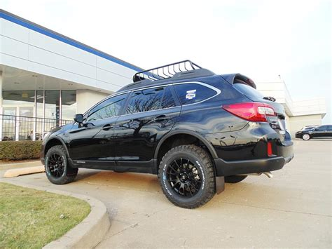 lifted subaru lifted 2017 subaru outback with offroad package