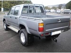 Le Bon Coin 4x4 Pick Up Occasion Toyota : toyota hilux 2 4 d 4x4 double cab villeneuve le roi 94290 ~ Medecine-chirurgie-esthetiques.com Avis de Voitures