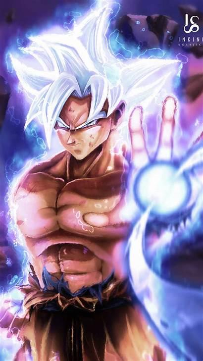 Dragon Ball Goku Super Saiyan Supreme Wallpapers