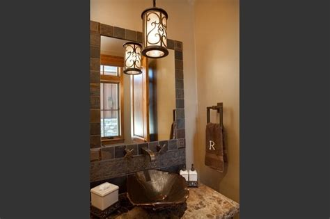chateau collection traditional powder room san