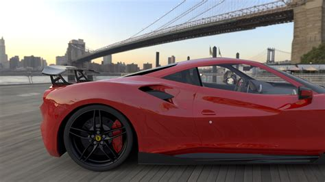 Ferrari 488 gtb spoiler ferrari 488 tipo f142m is a mid engined sports car produced by the italian automobile manufacturer ferrari introduced in 2015 to replace the 458 the car is an update to the 458 with notable exterior and performance changes assembly maranello italyproduction 2015. Ferrari 488 GTB Carbon Fiber Big Wing Spoiler GT EVO Pista FXXK Style - DMC