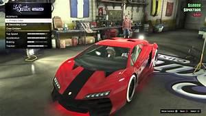 GTA 5 - Zentorno Car Customization (gta V Online) - YouTube