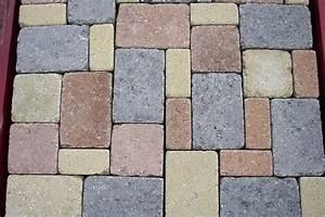 Pflastersteine Verlegen Muster : terrassenbelag betonpflster betonpflastersteine farbige ~ Whattoseeinmadrid.com Haus und Dekorationen