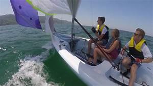 Rs Vision Gennaker Hoist On The Adriatic