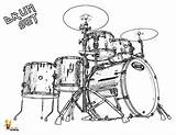 Drum Coloring Pages Drums Kit Musical Yescoloring Instruments Cool Colour Boys Printable Kits Drummer Majestic Could Play Percussion Coloringpage Would sketch template