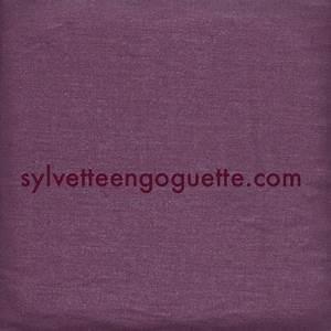 Nappe Enduite Au Mètre : toile ciree tissu enduit prune au metre pour nappe vendu ~ Teatrodelosmanantiales.com Idées de Décoration
