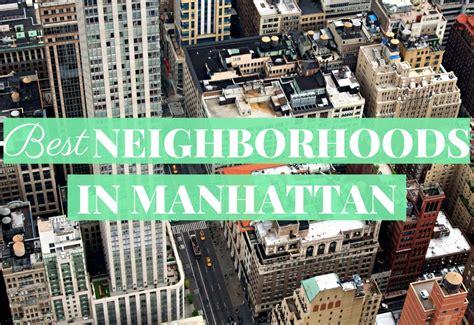 neighborhoods  manhattan  people moving  nyc