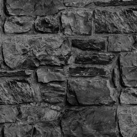 graham brown charcoal stone wall wallpaper departments