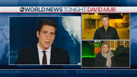 Top-Rated Show On TV Last Week Was ABC's 'World News ...
