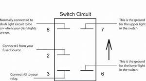 Narva Rocker Switch Wiring Diagram