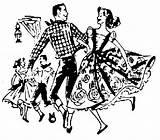 Dance Clipart Polish Clip Square Polka Cliparts Dancing Dancers Hoedown Venues Field Trip Library Scoop sketch template