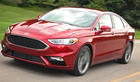 2019 Ford Fusion Redesign  Ford Trendford Trend