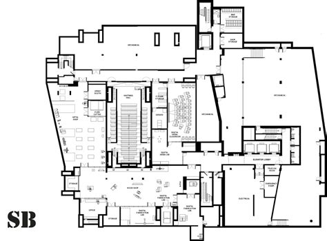 building plans gallery of yale architecture building gwathmey