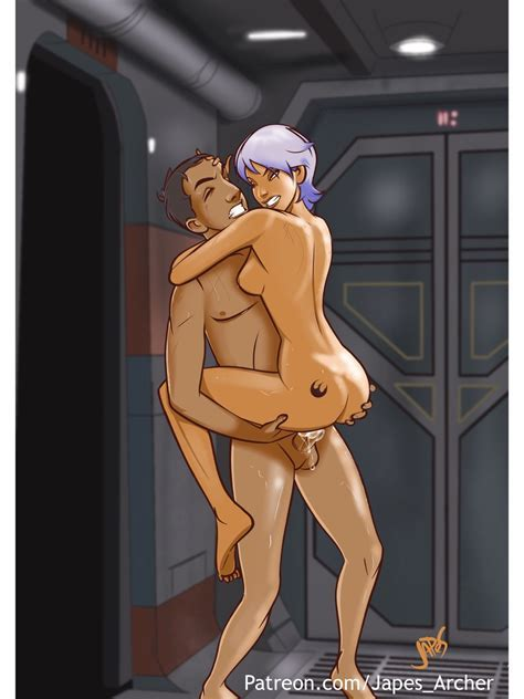 Star wars rebels sabine and ezra nackt