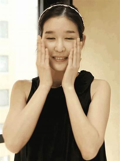 Korean Massage Facial Gifs Face Makeup Yourself