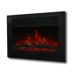 the best electric fireplace heater best electric fireplace insert reviews in 2017