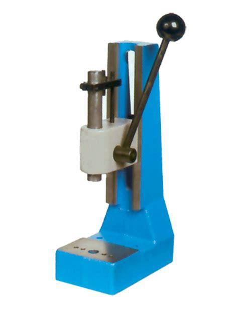 Pressa Manuale A Cremagliera - pressa manuale da banco capacit 224 pressione fino a 200kg
