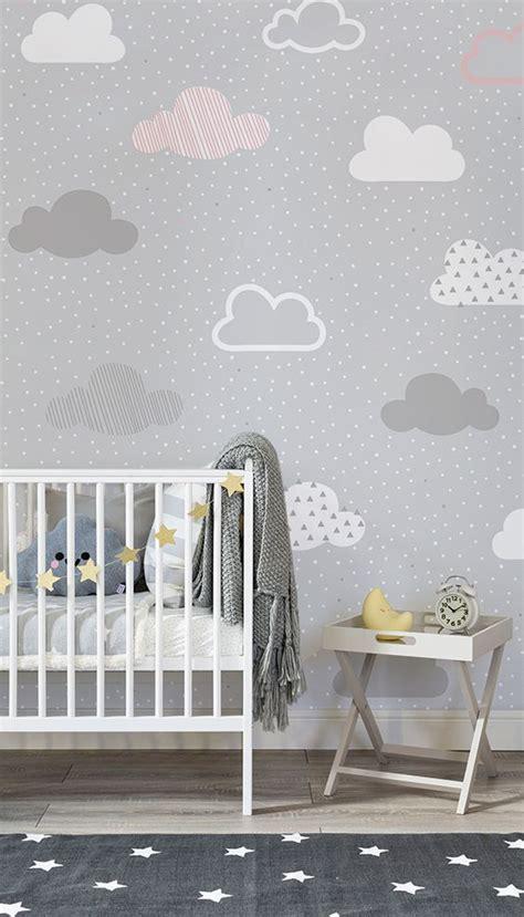 Kinderzimmer Tapezieren Ideen by 55 Baby Room Wallpaper Uk Pink Alphabet Pattern Self
