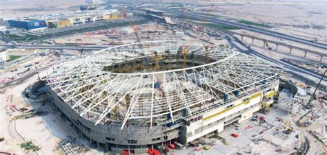 qatar   aerial pictures reveal fifa world cup