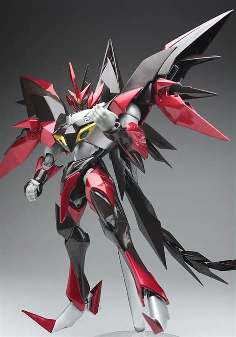 review armor  blaster tekkaman evil  large