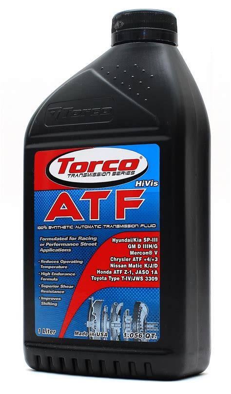 Torco Malaysia HiVis ATF AUTOMATIC TRANSMISSION FLUID | Audiotech by Fasmoto