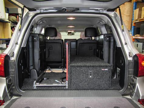 profile seats  toyota  series fourby fitouts