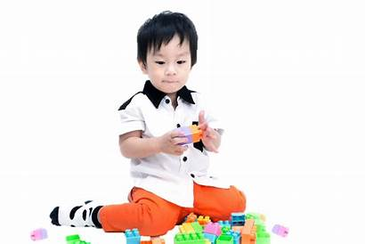 Child Care Toy Age Choosing Playing Transparent