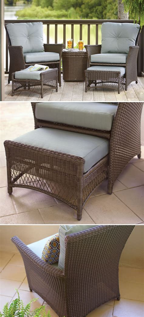Small Balcony Furniture Sets by This Affordable Patio Set Is Just The Right Size For Your