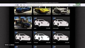 GTA 5 ONLINE MULTIPLAYER NEW CARS TO BUY! HOW TO BUY CARS YouTube