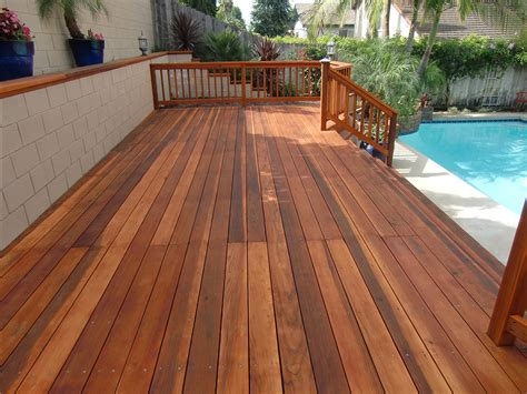 Redwood Stain And Sealer