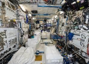 International Space Station Inside