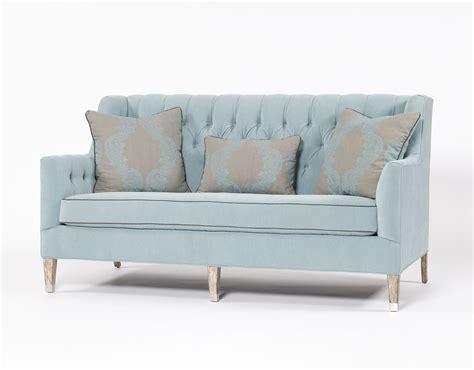 Tufted Blue Sofa Smalltowndjs Com