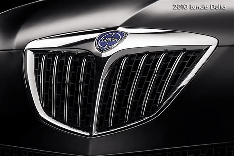 lancia delta update brings chrysler family grille